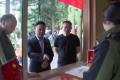 """【視頻】 市""""兩新""""工委來張管局調研指導旅游窗口行業黨建工作"""