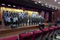 市中级人民法院积极备战歌咏大赛