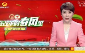 """(在改革的春风里)百名中外记者聚焦湖南代表团媒体""""开放日"""":杜家毫、许达哲等参加 向中外媒体开放"""