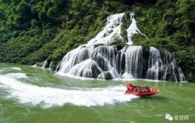 水境张家界,探秘茅岩河《张家界西线旅游景区宣传片》