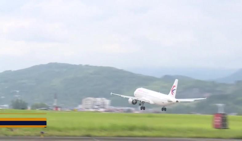 【視頻】 2018年荷花國際機場旅客吞吐量達220.99萬人次