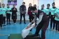 """【视频】红舞鞋艺术学校""""授渔班""""开展舞蹈技巧培训"""