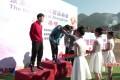 武陵源區、永定區代表隊分獲長跑比賽男女組冠軍