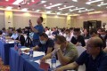 市物业管理协会第二届一次会员暨换届选举大会召开