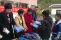 0315 情系教育 永定区政协组织民营企业开展爱心捐赠活动