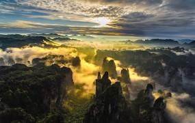 第二届中国张家界·国际旅游诗歌高峰论坛举行