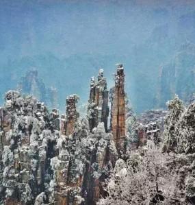 赏雪景、泡温泉、品民宿...冬季张家界让你不枉此行!
